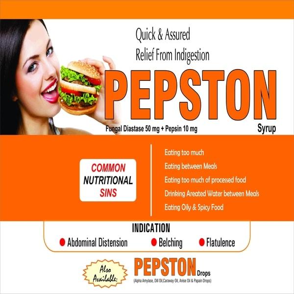pepston