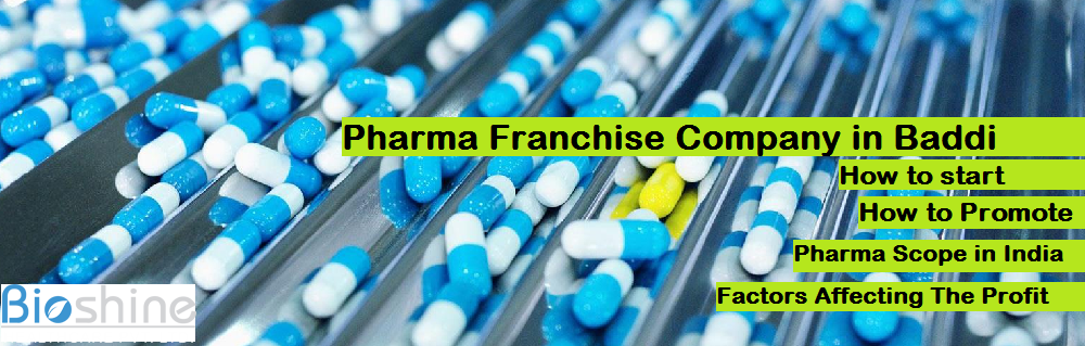 Bioshine Healthcare: Pharma franchise Company in Baddi